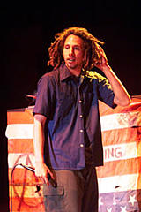 rage against the machine frontman